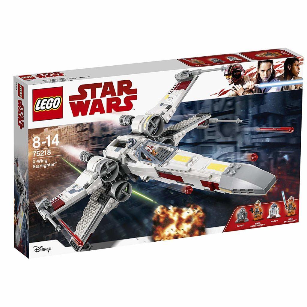 LEGO® Star Wars™ X-Wing Starfighter (75219) Packung Vorderseite | ©2018 LEGO Gruppe