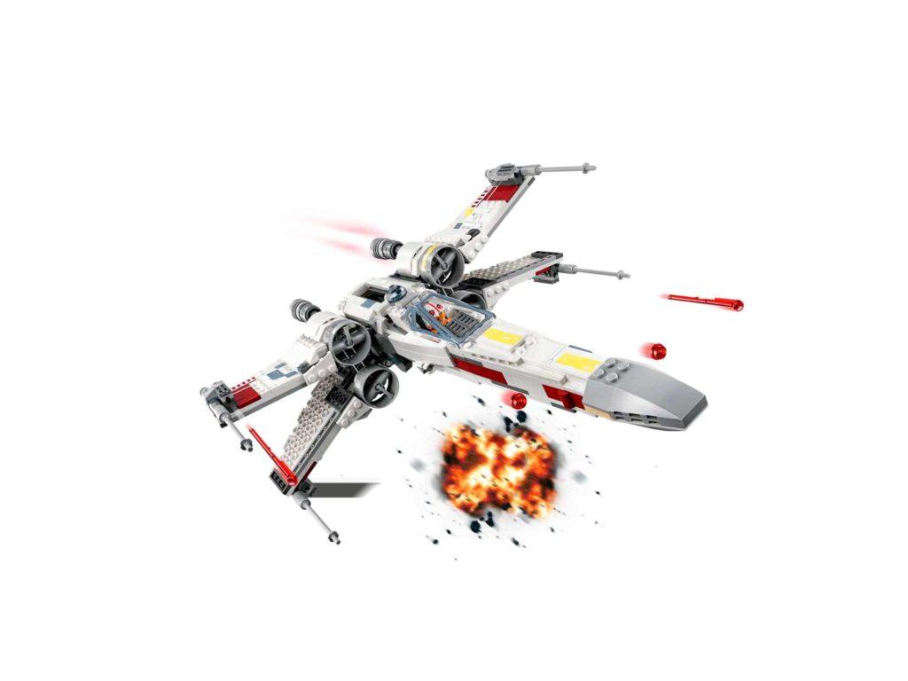 LEGO® Star Wars™ X-Wing Starfighter (75219) - im Anflug | ©2018 LEGO Gruppe