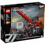 LEGO® Technic Geländegängiger Kranwagen (42082) - Packung, Vorderseite | ©LEGO Gruppe