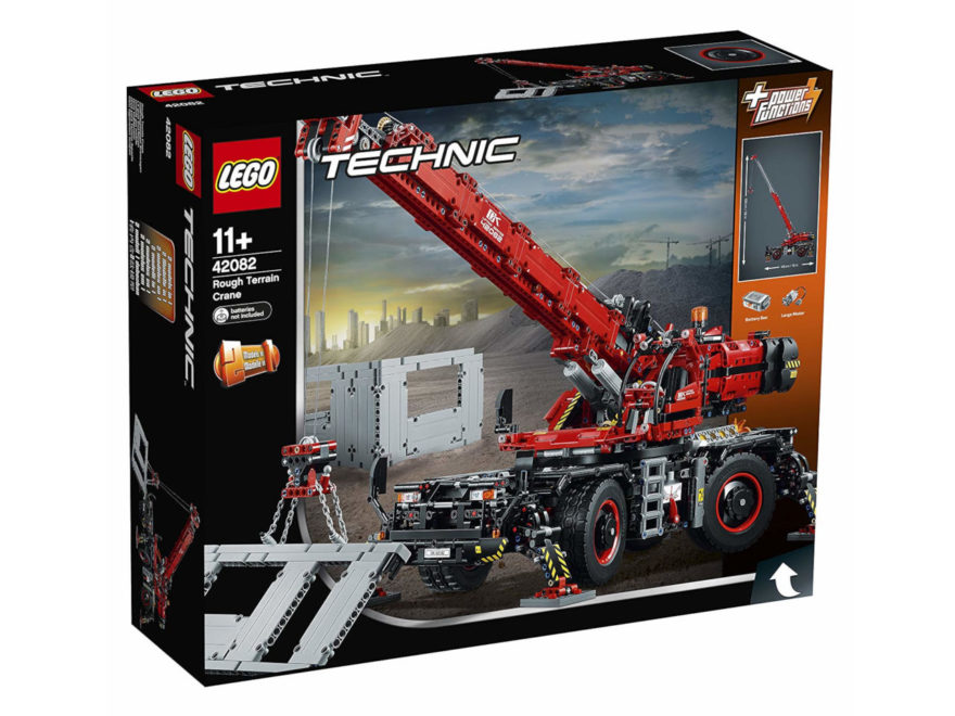 lego technic neuheiten 2 halbjahr 2018 ab 1 august. Black Bedroom Furniture Sets. Home Design Ideas