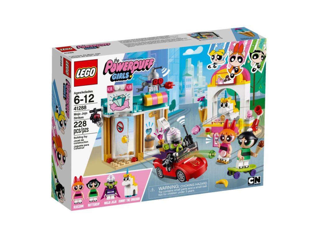 LEGO® The Powerpuff Girls Angriff von Mojo Jojo (41288) - Bild 2 | ©2018 LEGO Gruppe