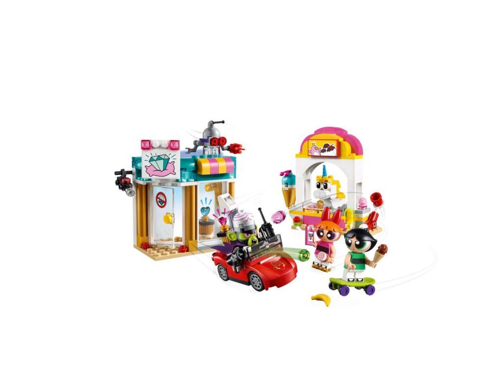 LEGO® The Powerpuff Girls Angriff von Mojo Jojo (41288) - Bild 3 | ©2018 LEGO Gruppe