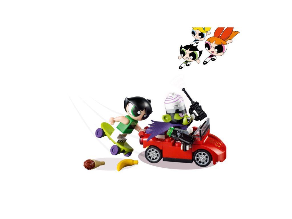 LEGO® The Powerpuff Girls Angriff von Mojo Jojo (41288) - Bild 4 | ©2018 LEGO Gruppe