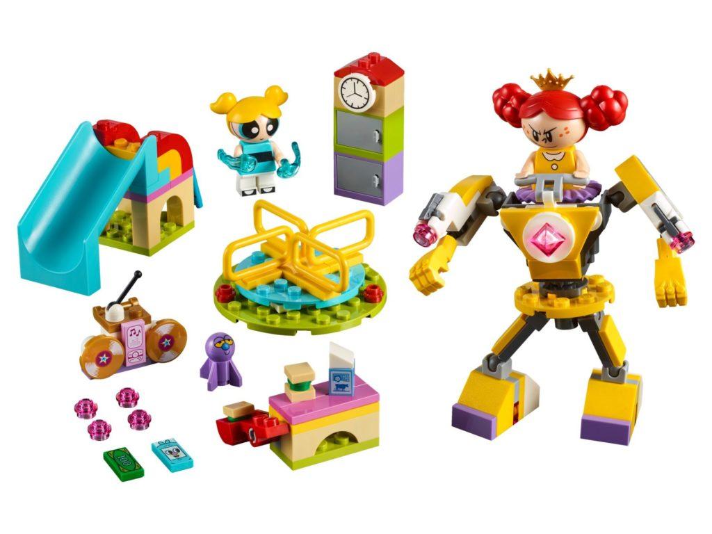 LEGO® The Powerpuff Girls Bubbles' Spielplatzabenteuer (41287) - Bild 1 | ©2018 LEGO Gruppe