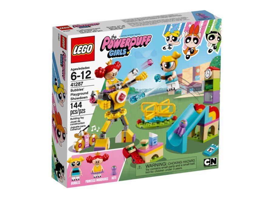 LEGO® The Powerpuff Girls Bubbles' Spielplatzabenteuer (41287) - Bild 2 | ©2018 LEGO Gruppe