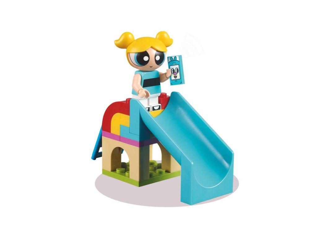 LEGO® The Powerpuff Girls Bubbles' Spielplatzabenteuer (41287) - Bild 4 | ©2018 LEGO Gruppe