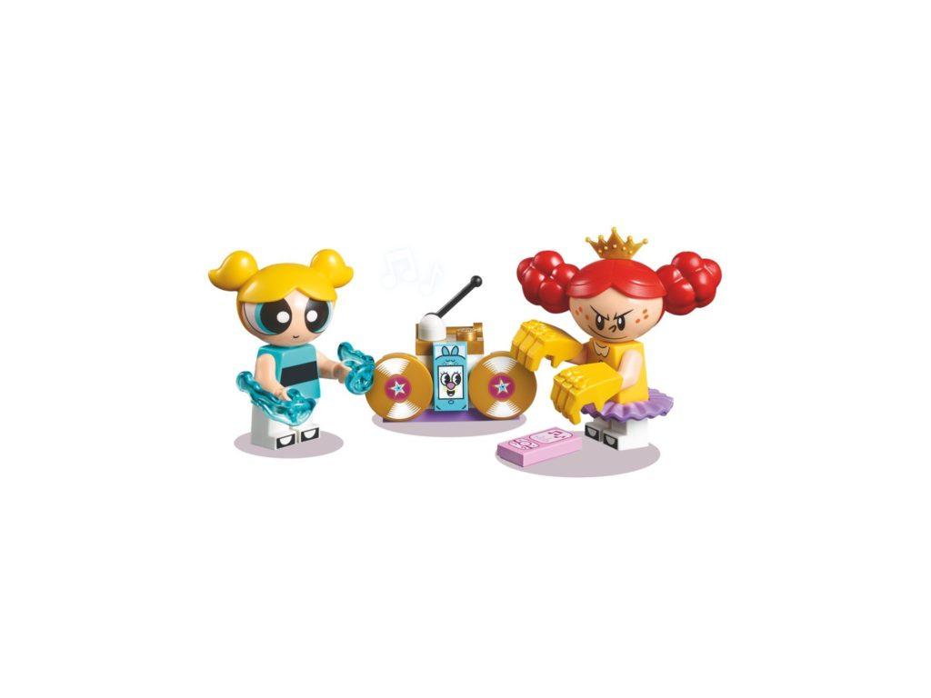LEGO® The Powerpuff Girls Bubbles' Spielplatzabenteuer (41287) - Bild 6 | ©2018 LEGO Gruppe