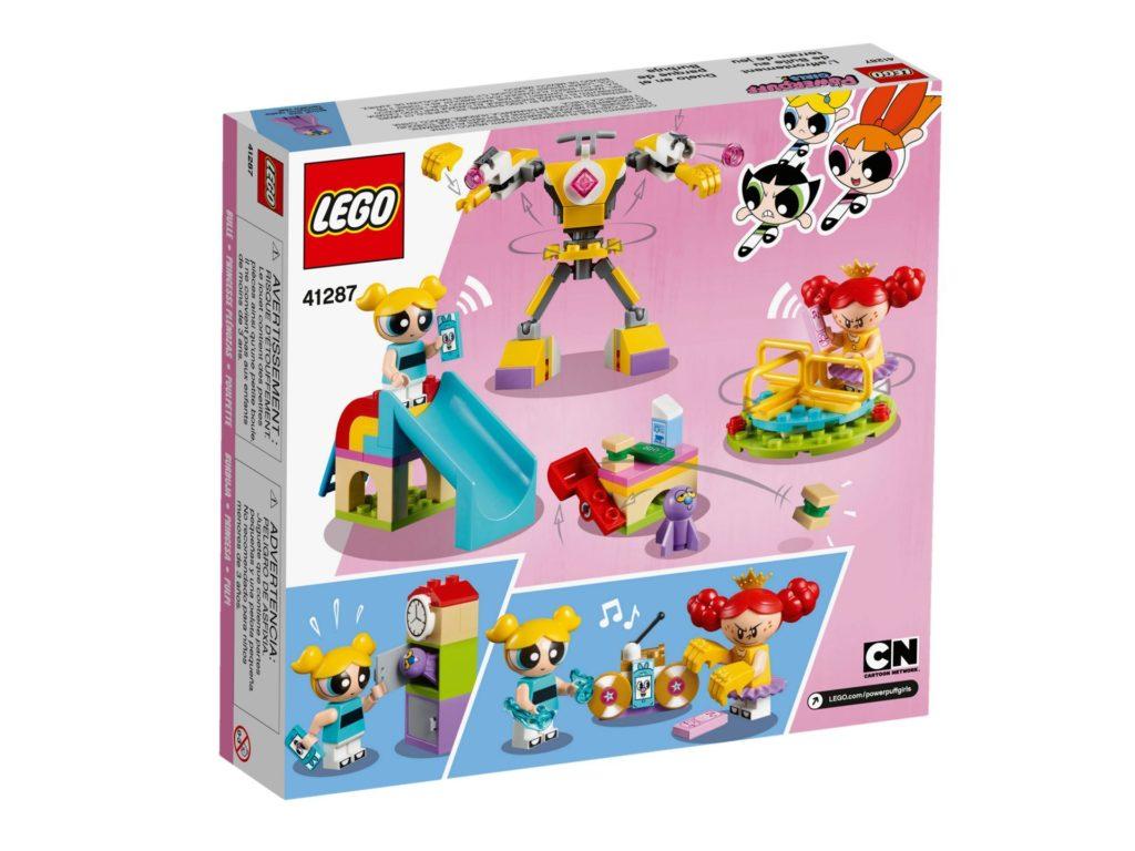 LEGO® The Powerpuff Girls Bubbles' Spielplatzabenteuer (41287) - Bild 7 | ©2018 LEGO Gruppe