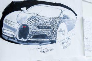 Fahrbahrer LEGO® Technic Bugatti Chiron in Originalgröße - Bild 01 | ©LEGO Gruppe