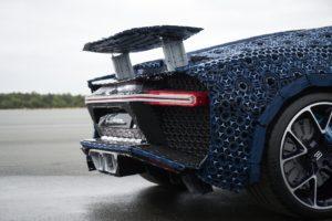 Fahrbahrer LEGO® Technic Bugatti Chiron in Originalgröße - Bild 05 | ©LEGO Gruppe