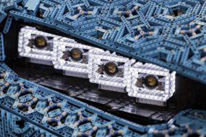 Fahrbahrer LEGO® Technic Bugatti Chiron in Originalgröße - Bild 10 | ©LEGO Gruppe