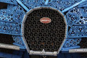 Fahrbahrer LEGO® Technic Bugatti Chiron in Originalgröße - Bild 11 | ©LEGO Gruppe