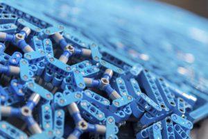 Fahrbahrer LEGO® Technic Bugatti Chiron in Originalgröße - Bild 12 | ©LEGO Gruppe