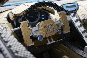 Fahrbahrer LEGO® Technic Bugatti Chiron in Originalgröße - Bild 13 | ©LEGO Gruppe