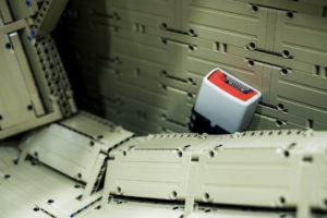 Fahrbahrer LEGO® Technic Bugatti Chiron in Originalgröße - Bild 17 | ©LEGO Gruppe
