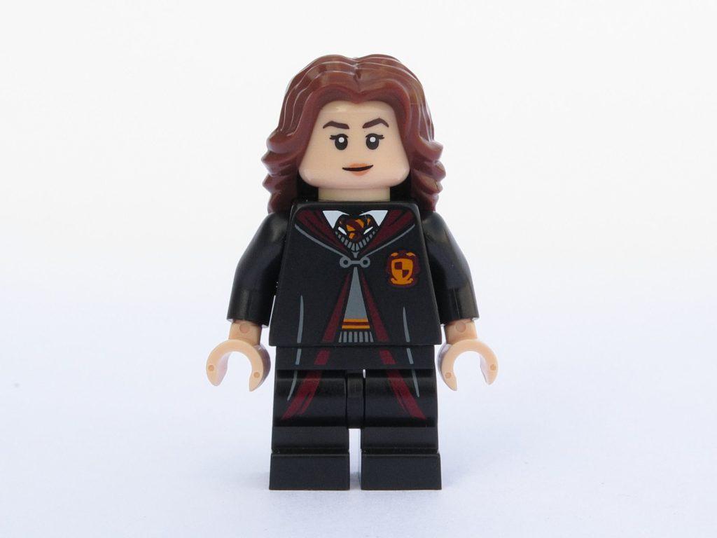 LEGO 71022 - Minifigur 02 - Hermine Granger in Schulkleidung - Vorderseite | ©2018 Brickzeit
