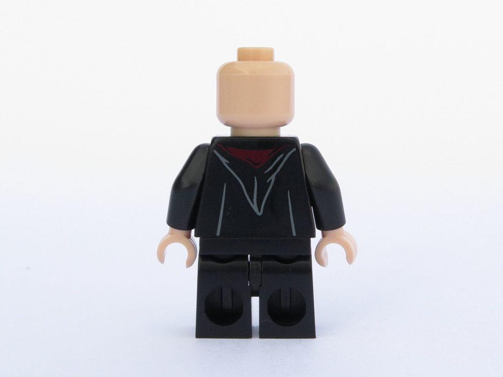 LEGO 71022 - Minifigur 02 - Hermine Granger in Schulkleidung - Rückseite ohne Haare | ©2018 Brickzeit