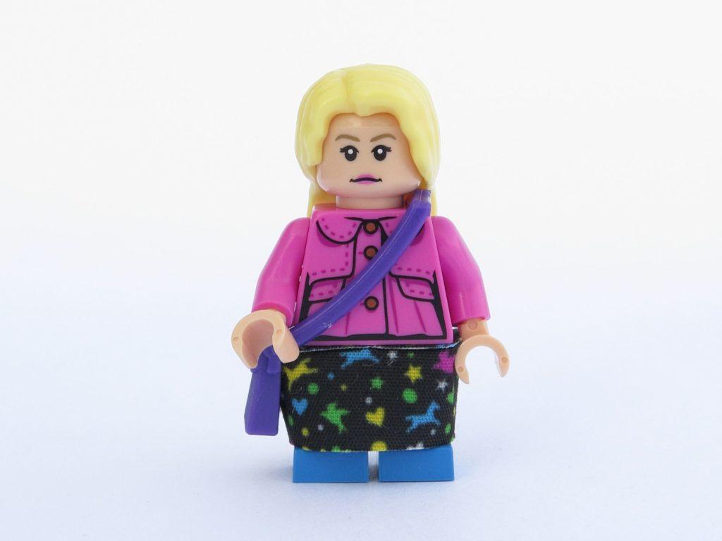 LEGO 71022 - Minifigur 05 - Luna Lovegood - Vorderseite | ©2018 Brickzeit