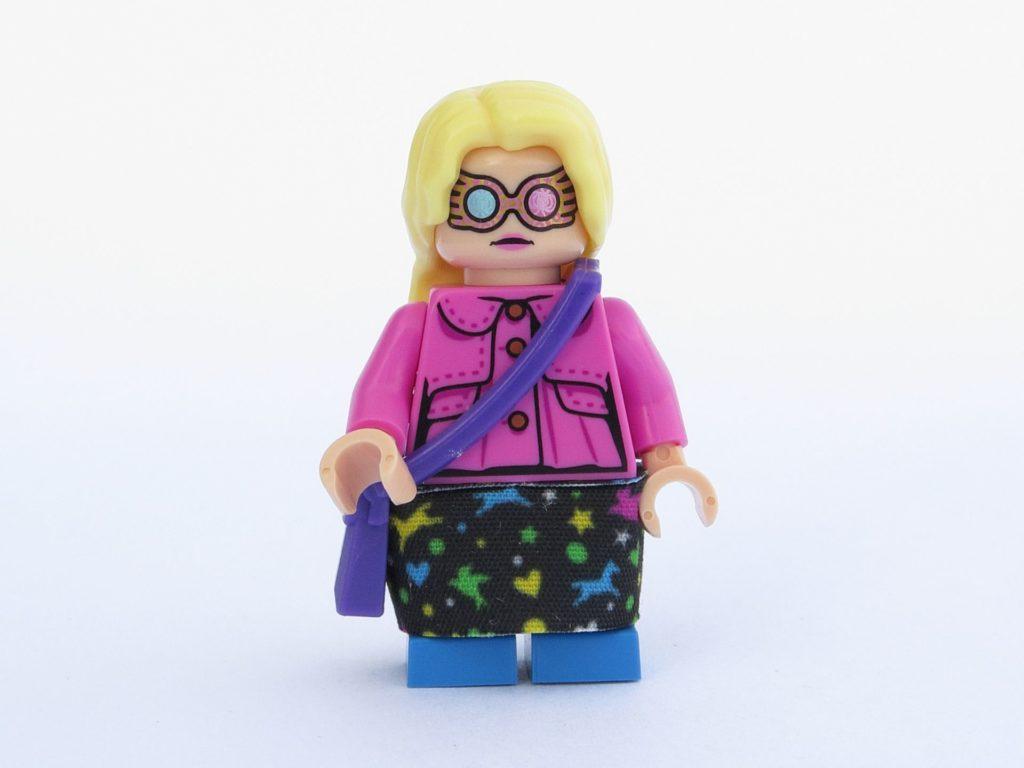 LEGO 71022 - Minifigur 05 - Luna Lovegood - Vorderseite, alternatives Gesicht | ©2018 Brickzeit