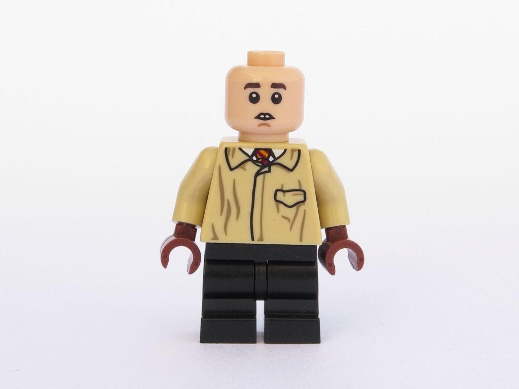 LEGO 71022 - Minifigur 06 - Neville Longbottom - Vorderseite, ohne Haare | ©2018 Brickzeit