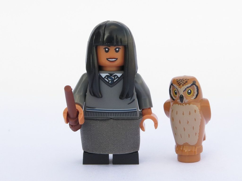 LEGO 71022 - Minifigur 07 - Cho Chang mit Eule | ©2018 Brickzeit