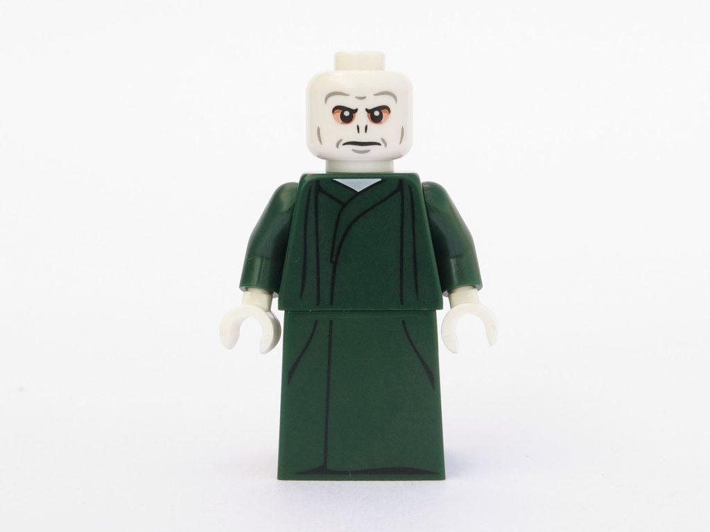 LEGO 71022 - Minifigur 09 - Lord Voldemort - Vorderseite | ©2018 Brickzeit