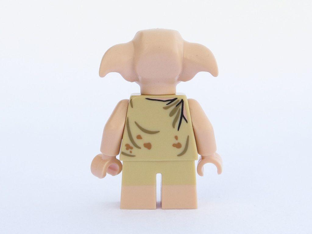 LEGO 71022 - Minifigur 10 - Dobby - Rückseite | ©2018 Brickzeit