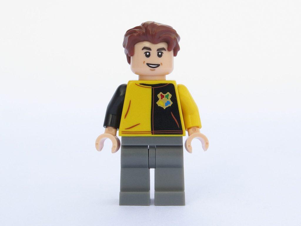 LEGO 71022 - Minifigur 12 - Cedric Diggory - Vorderseite | ©2018 Brickzeit