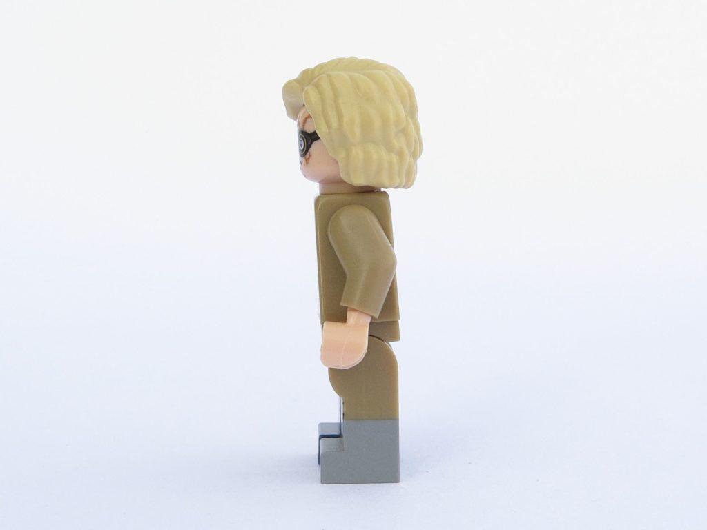 "LEGO 71022 - Minifigur 14 - Alastor ""Mad-Eye"" Moody - linke Seite | ©2018 Brickzeit"