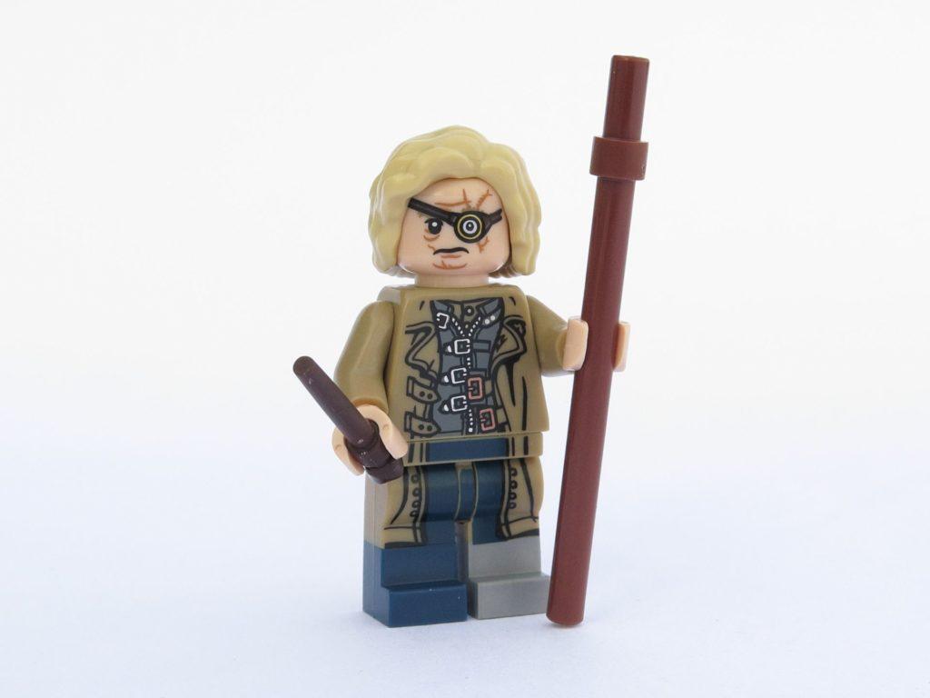 "LEGO 71022 - Minifigur 14 - Alastor ""Mad-Eye"" Moody mit Stab | ©2018 Brickzeit"