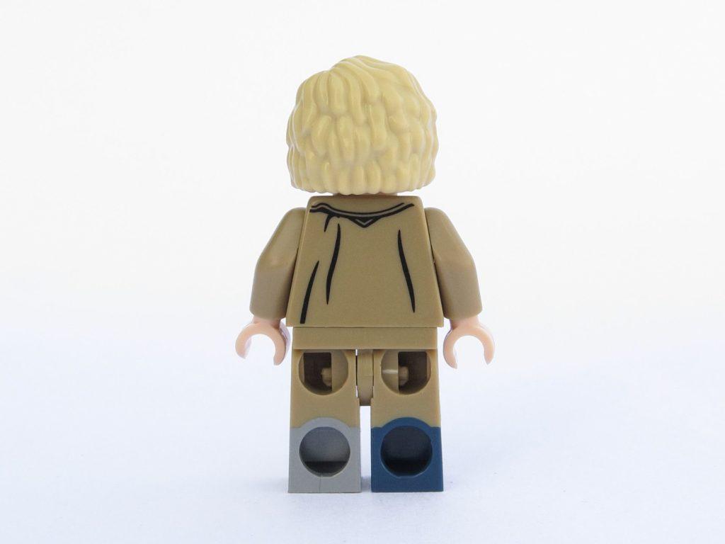 "LEGO 71022 - Minifigur 14 - Alastor ""Mad-Eye"" Moody - Rückseite | ©2018 Brickzeit"