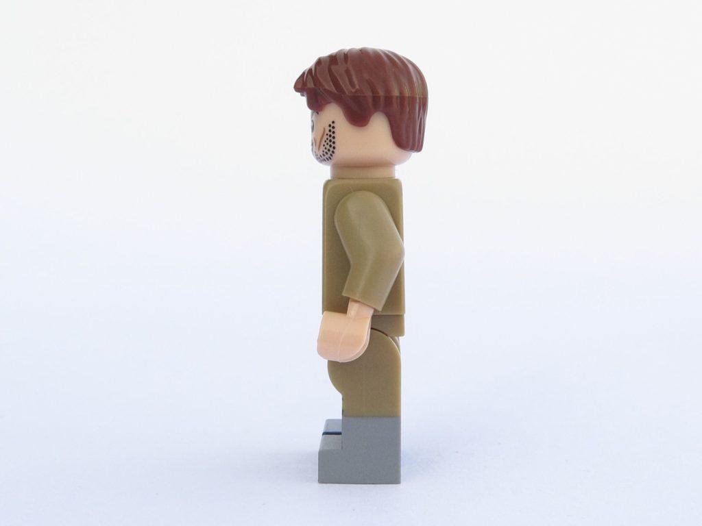 LEGO 71022 - Minifigur 14 - Unbekannt - linke Seite | ©2018 Brickzeit