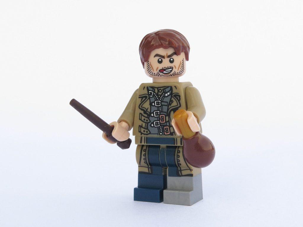 LEGO 71022 - Minifigur 14 - Unbekannt mit Zauberstab und Zaubertrank | ©2018 Brickzeit