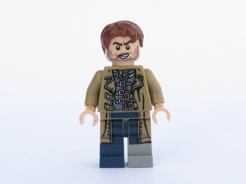 LEGO 71022 - Minifigur 14 - Unbekannt - Vorderseite | ©2018 Brickzeit
