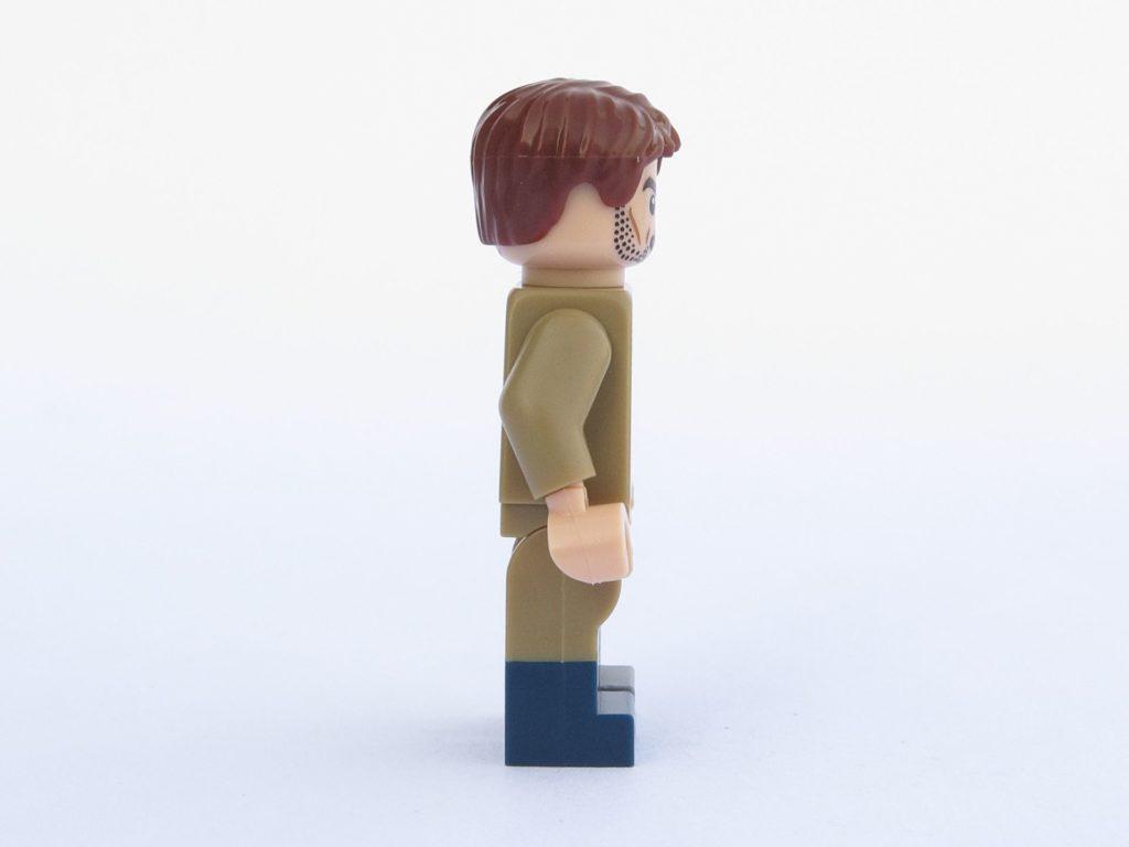 LEGO 71022 - Minifigur 14 - Unbekannt - rechte Seite | ©2018 Brickzeit