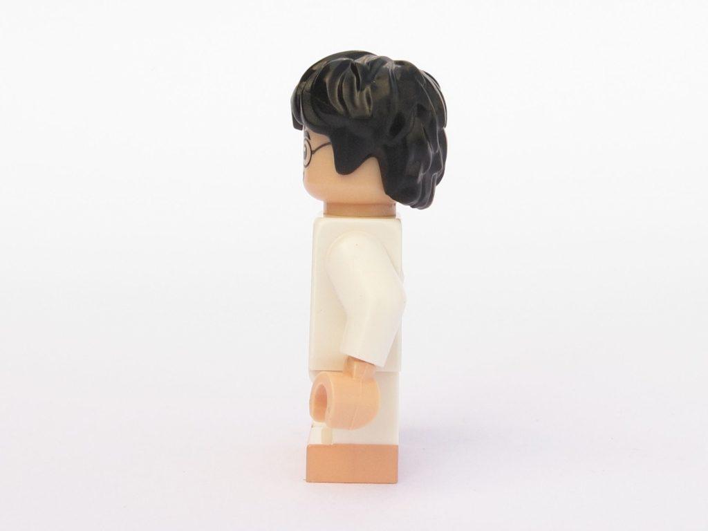 LEGO 71022 - Minifigur 15 - Harry Potter im Schlafanzug - linke Seite | ©2018 Brickzeit