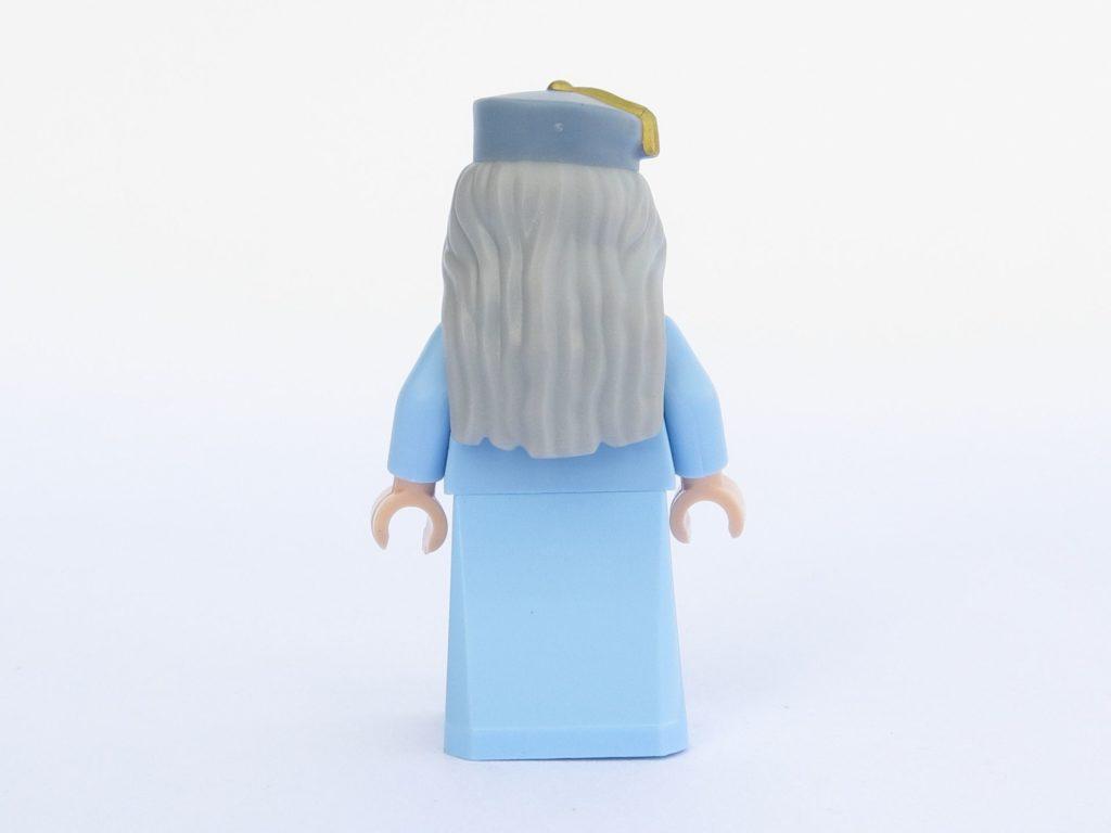 LEGO 71022 - Minifigur 16 - Albus Dumbledore - Rückseite | ©2018 Brickzeit