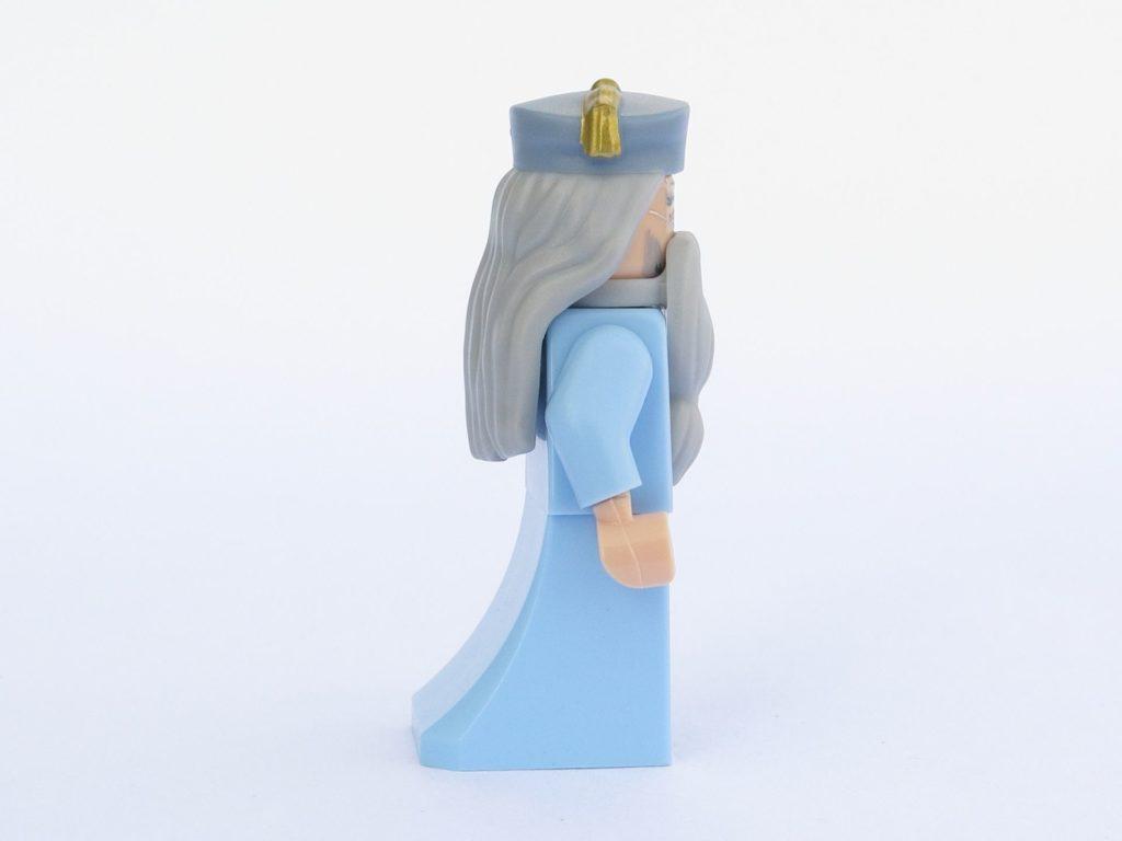 LEGO 71022 - Minifigur 16 - Albus Dumbledore - rechte Seite | ©2018 Brickzeit