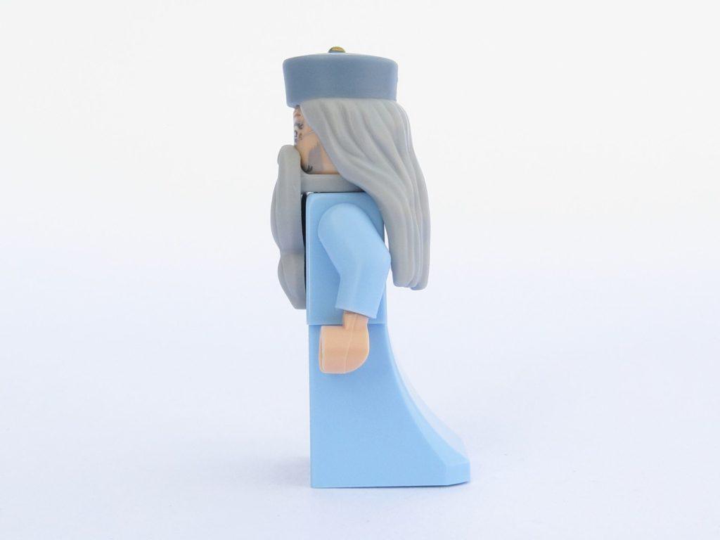 LEGO 71022 - Minifigur 16 - Albus Dumbledore - linke Seite | ©2018 Brickzeit