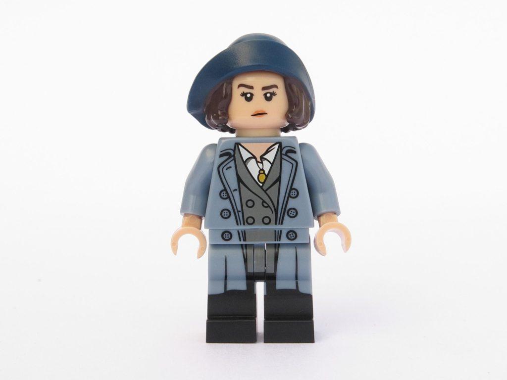 LEGO 71022 - Minifigur 18 - Tina Goldstein - Vorderseite mit alternativem Gesicht | ©2018 Brickzeit