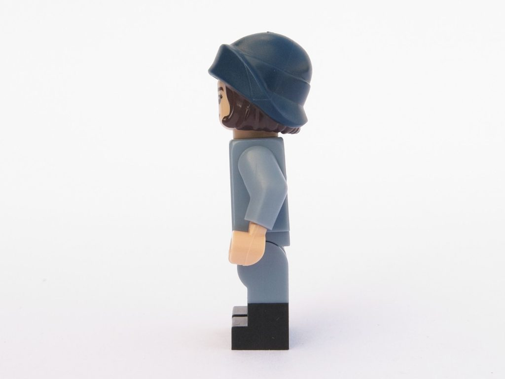 LEGO 71022 - Minifigur 18 - Tina Goldstein - linke Seite | ©2018 Brickzeit