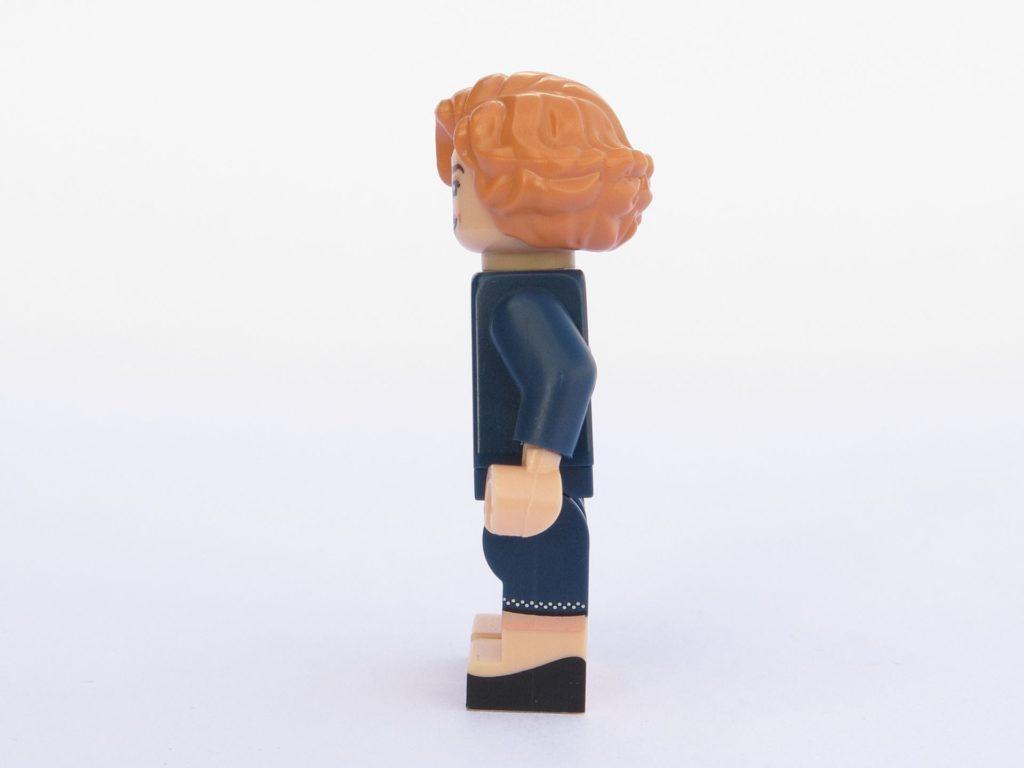 LEGO 71022 - Minifigur 20 - Queenie Goldstein - linke Seite | ©2018 Brickzeit