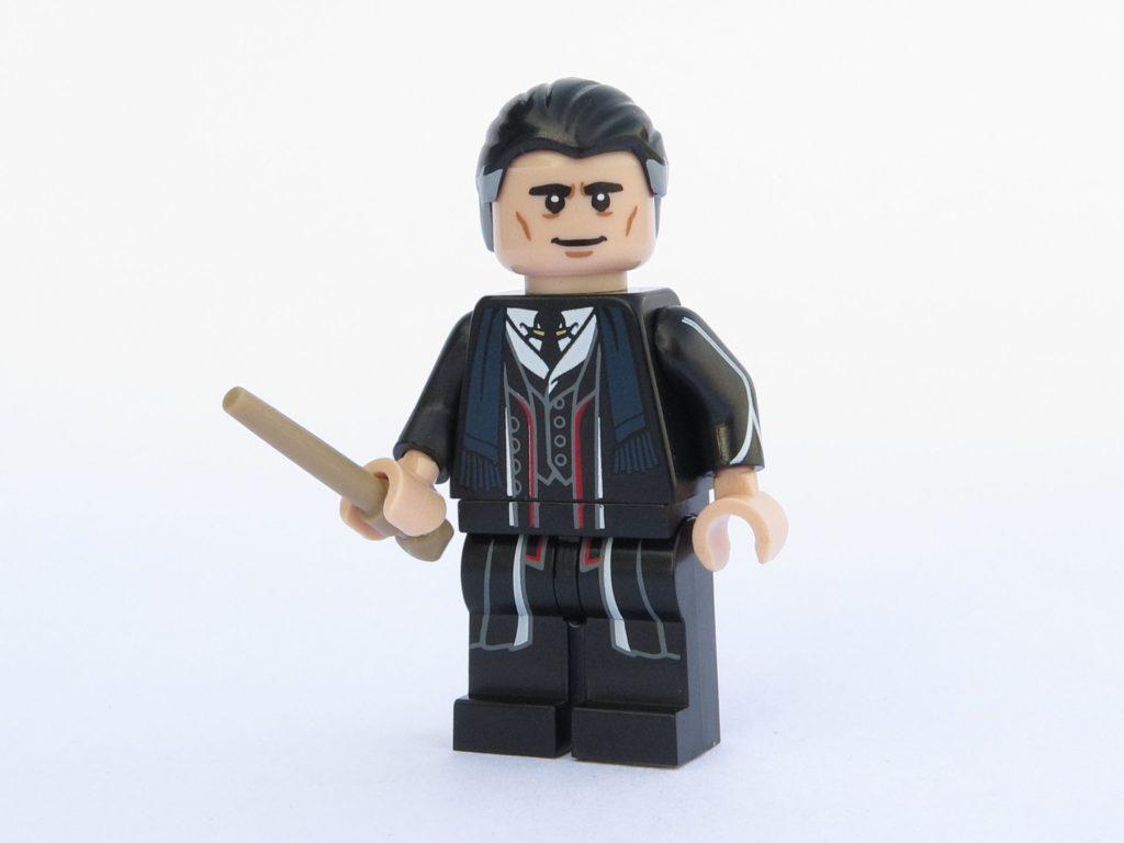 LEGO 71022 - Minifigur 22 - Percival Graves mit Zauberstab | ©2018 Brickzeit