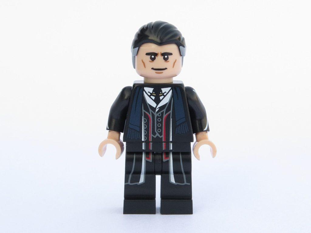 LEGO 71022 - Minifigur 22 - Percival Graves - Vorderseite | ©2018 Brickzeit