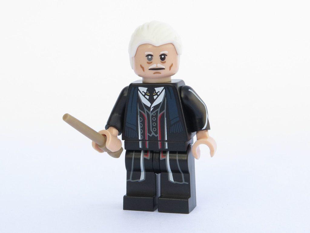 LEGO 71022 - Minifigur 22 - Gellert Grindelwald mit Zauberstab | ©2018 Brickzeit
