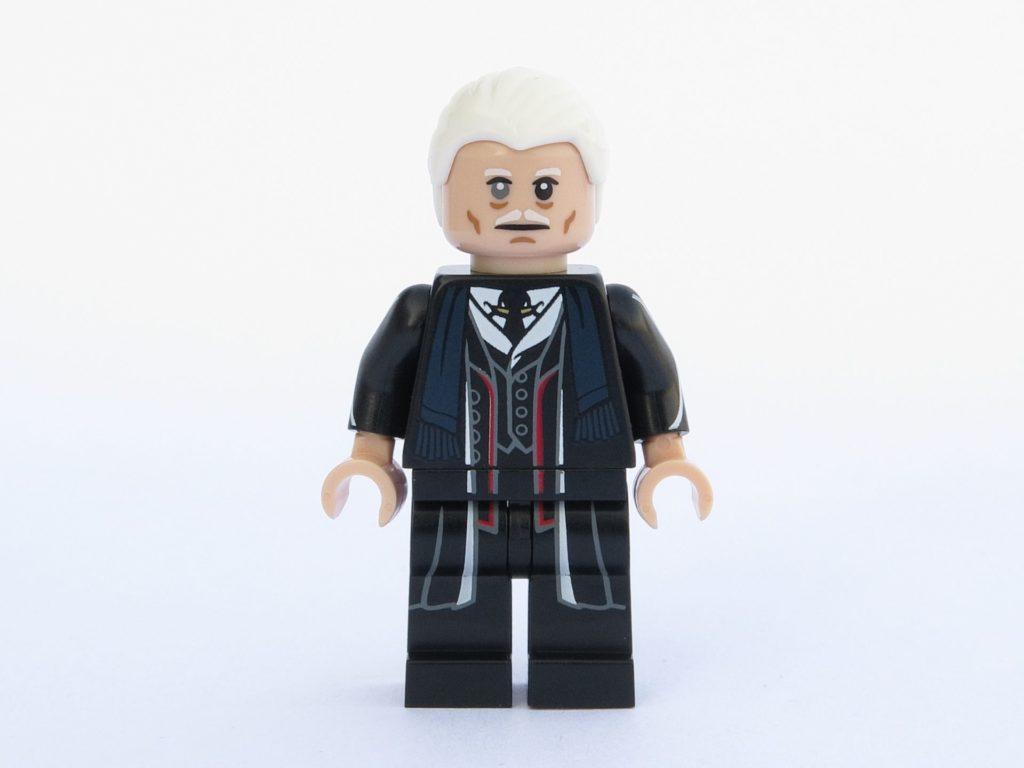 LEGO 71022 - Minifigur 22 - Gellert Grindelwald - Vorderseite | ©2018 Brickzeit