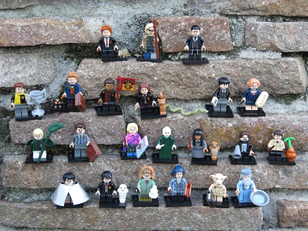 LEGO 71022 Harry Potter Minifiguren - Titelbild | ©2018 Brickzeit