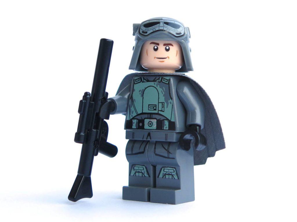 LEGO® 75211 - Minifigur Han Solo | ©2018 Brickzeit