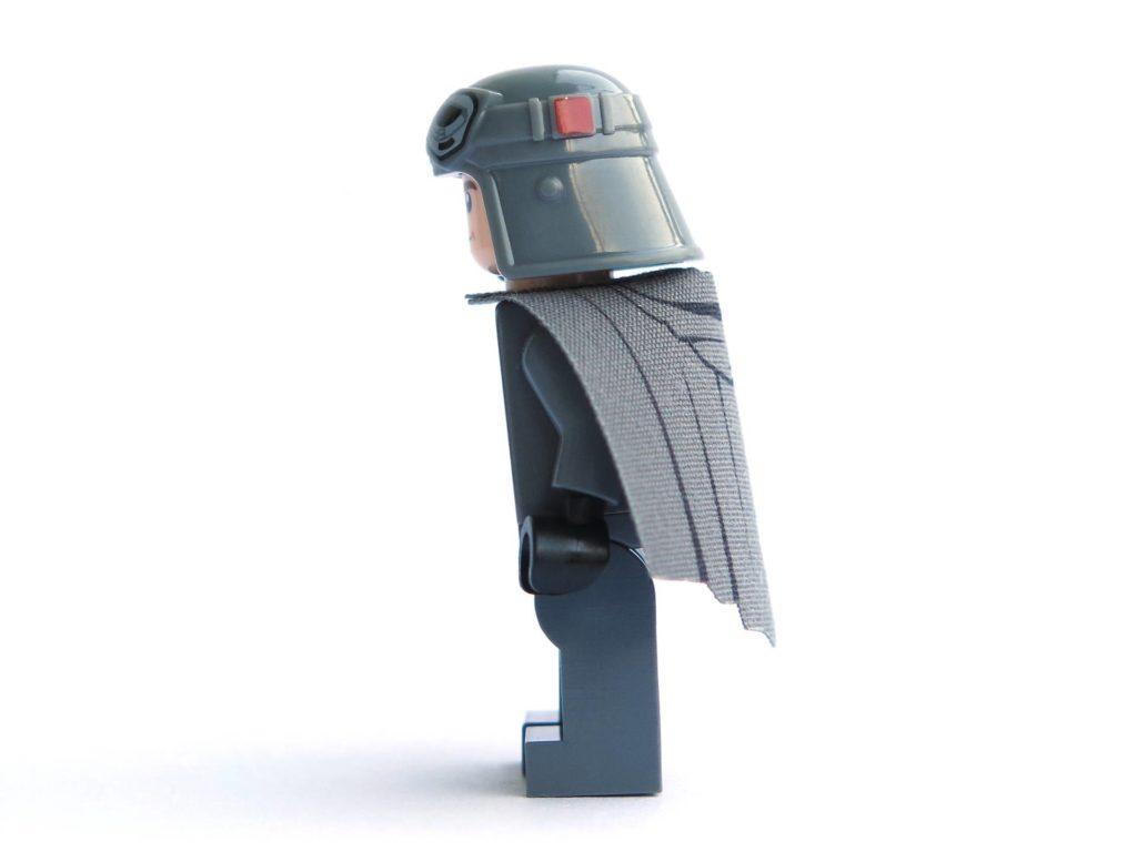 LEGO® 75211 - Minifigur Han Solo - linke Seite | ©2018 Brickzeit