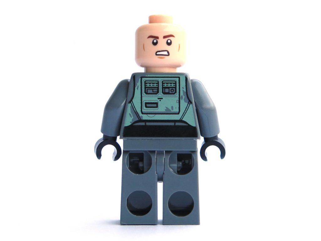 LEGO® 75211 - Minifigur Han Solo - Rückseite ohne Zubehör | ©2018 Brickzeit